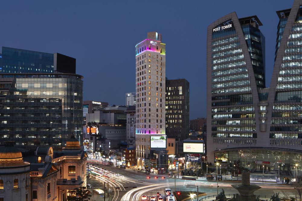 Myeong-dong: Hotels Near Myeongdong Subway Station and