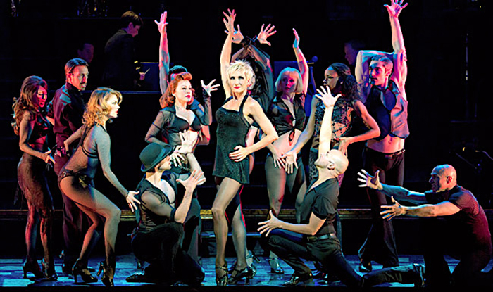 review chicago the musical on broadway nyc is good but