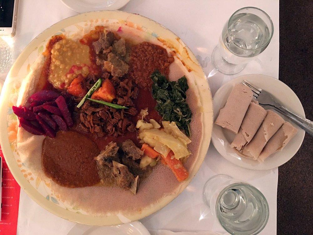 Best Ethiopian Restaurant Nyc