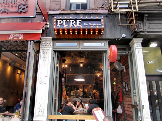Pure Thai Cookhouse Is A Great Casual Spot For Some