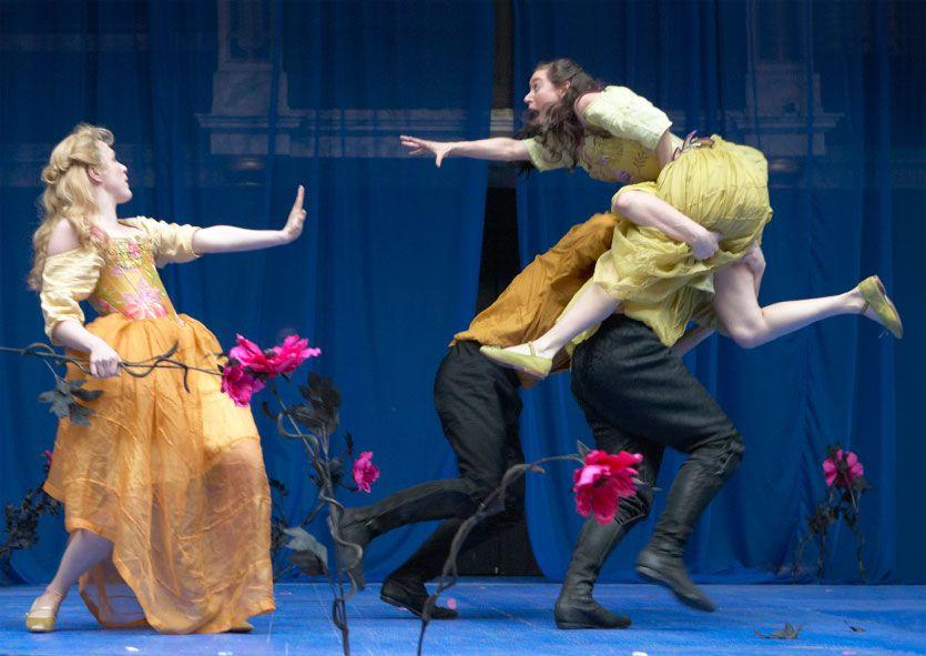 Shakespheare in London's West End