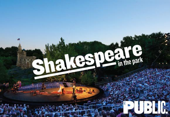 Shakespeare in the park lottery