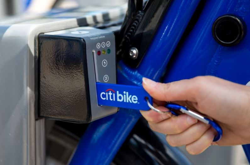 A Map Of All 23 Citi Bike Stations With Key Dispensers Below 100th
