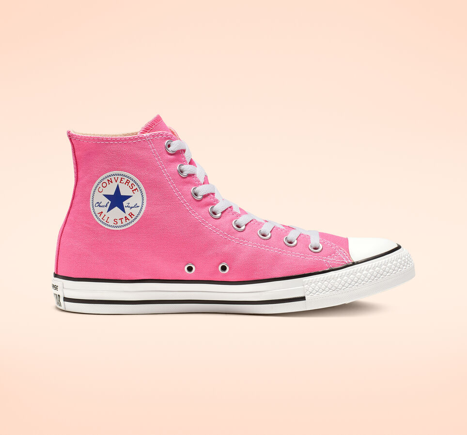 Pink Converse Shoe Styles for Men and Women