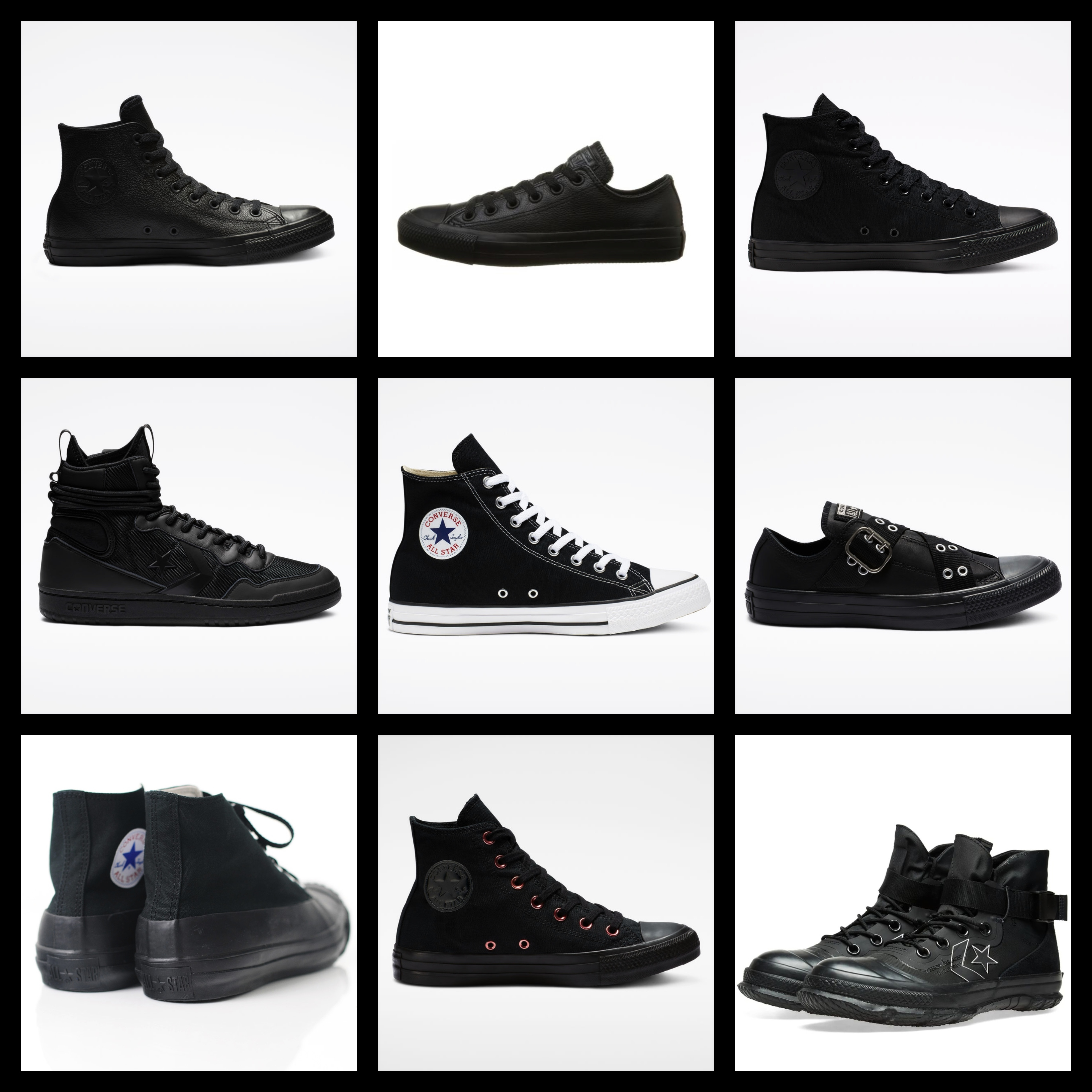 df2c61e46d8 Converse Shoes | Classic Chucks in Every Color, CONS & Collaborations